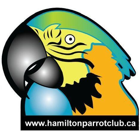 Hamilton Parrot Club logo